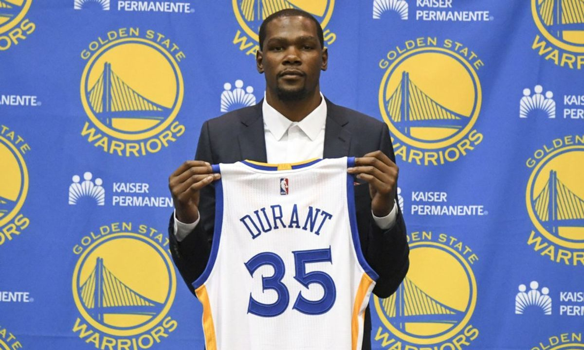 Kevin Durant's Decision: What To Expect