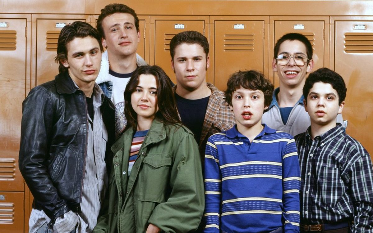 We Need Another Show Like 'Freaks And Geeks'