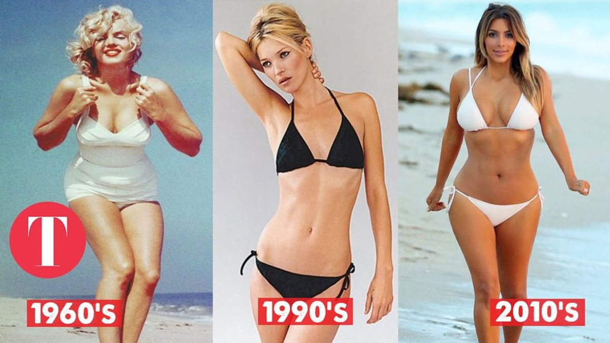 "Is There Too Much Pressure On Girls To Have ""Perfect"" Bodies?"