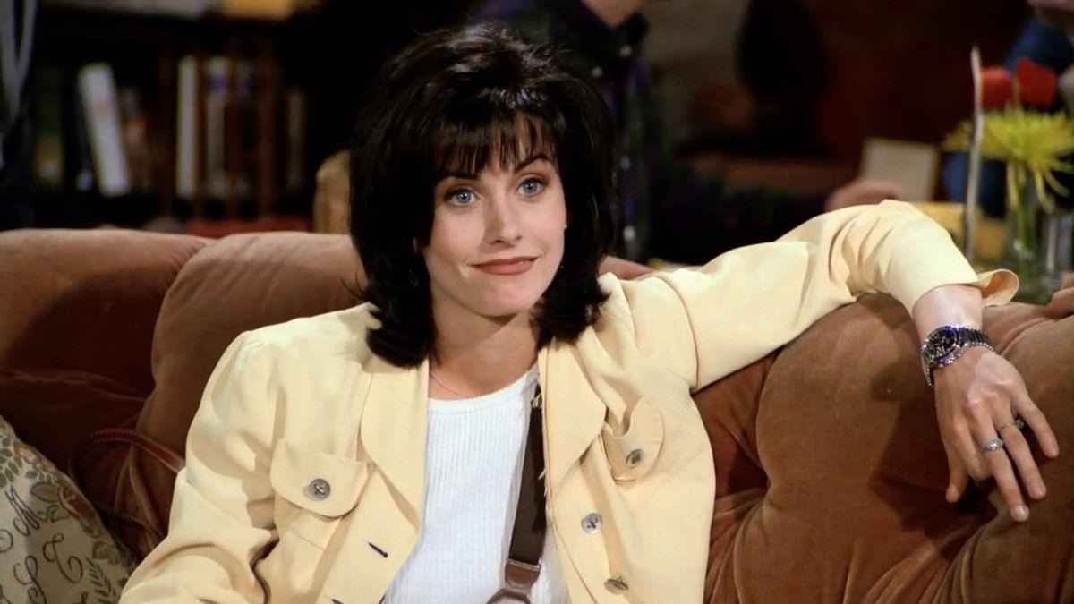 Hello, World! My Name Is Monica Geller!