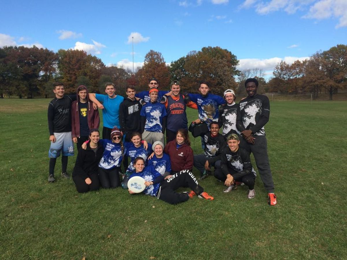 9 Reasons You Should Join Your College's Ultimate Frisbee Team