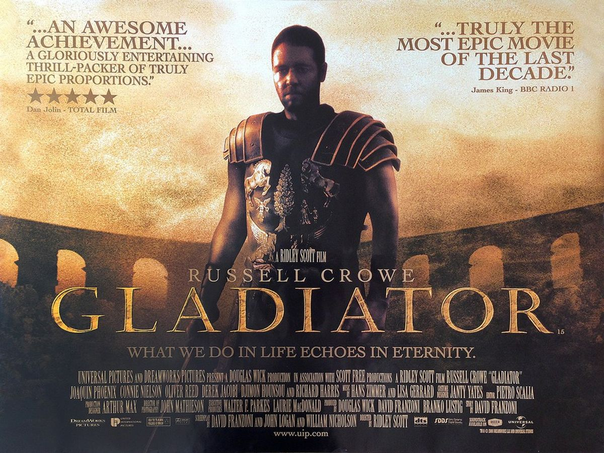 """5 Of The Best Quotes From """"Gladiator"""""""