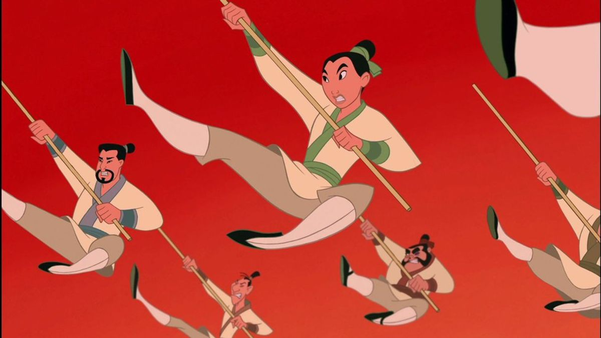 5 Life Lessons We Can Learn From Mulan