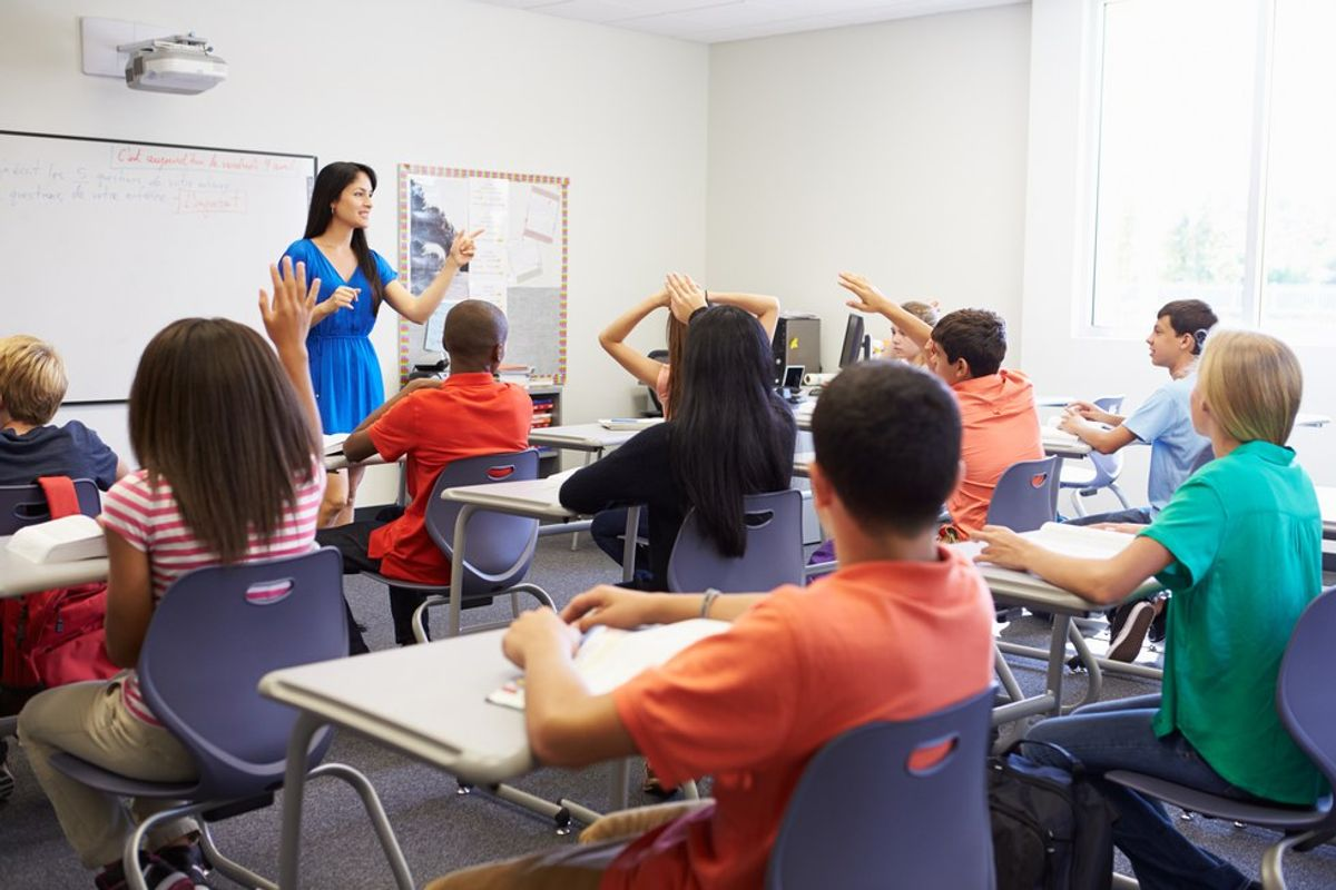 Why I'm Not Crazy For Wanting To Become A Teacher
