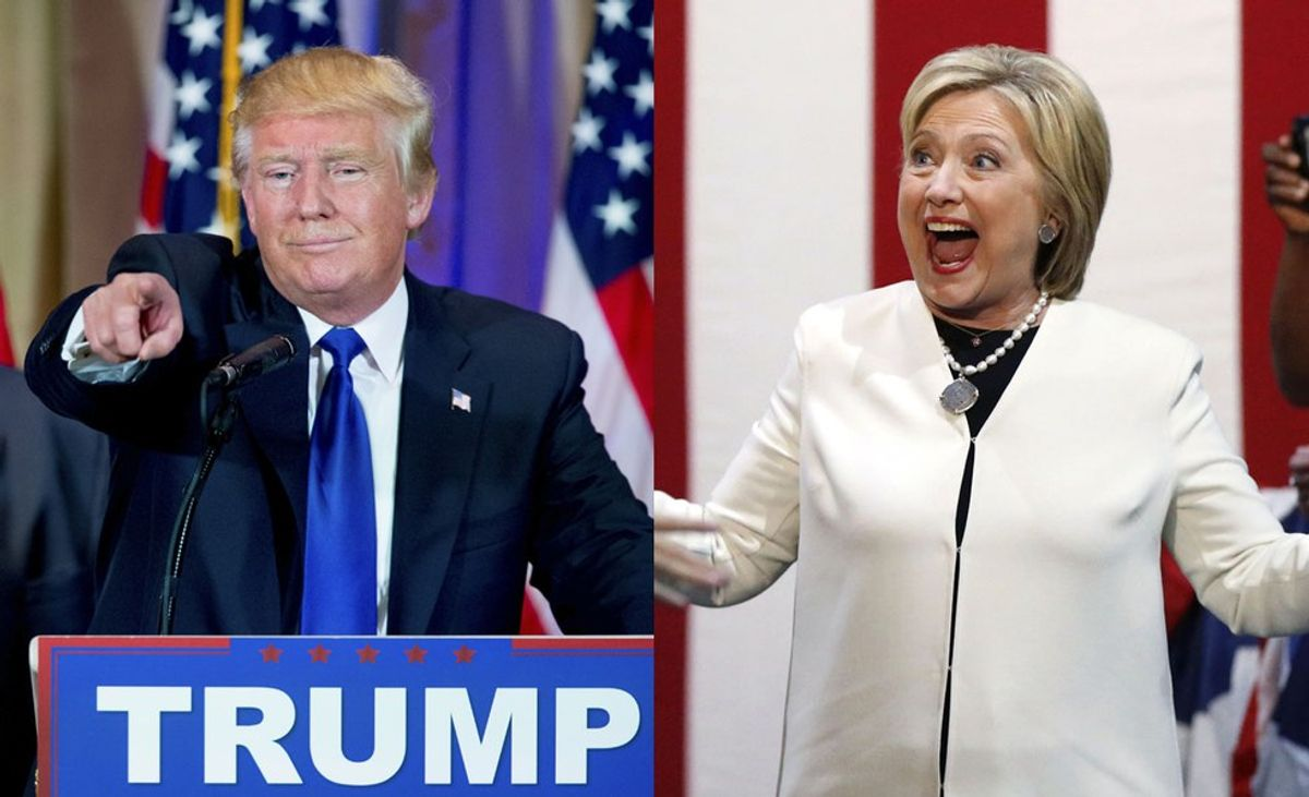 Who is Better, Donald Trump or Hillary Clinton?