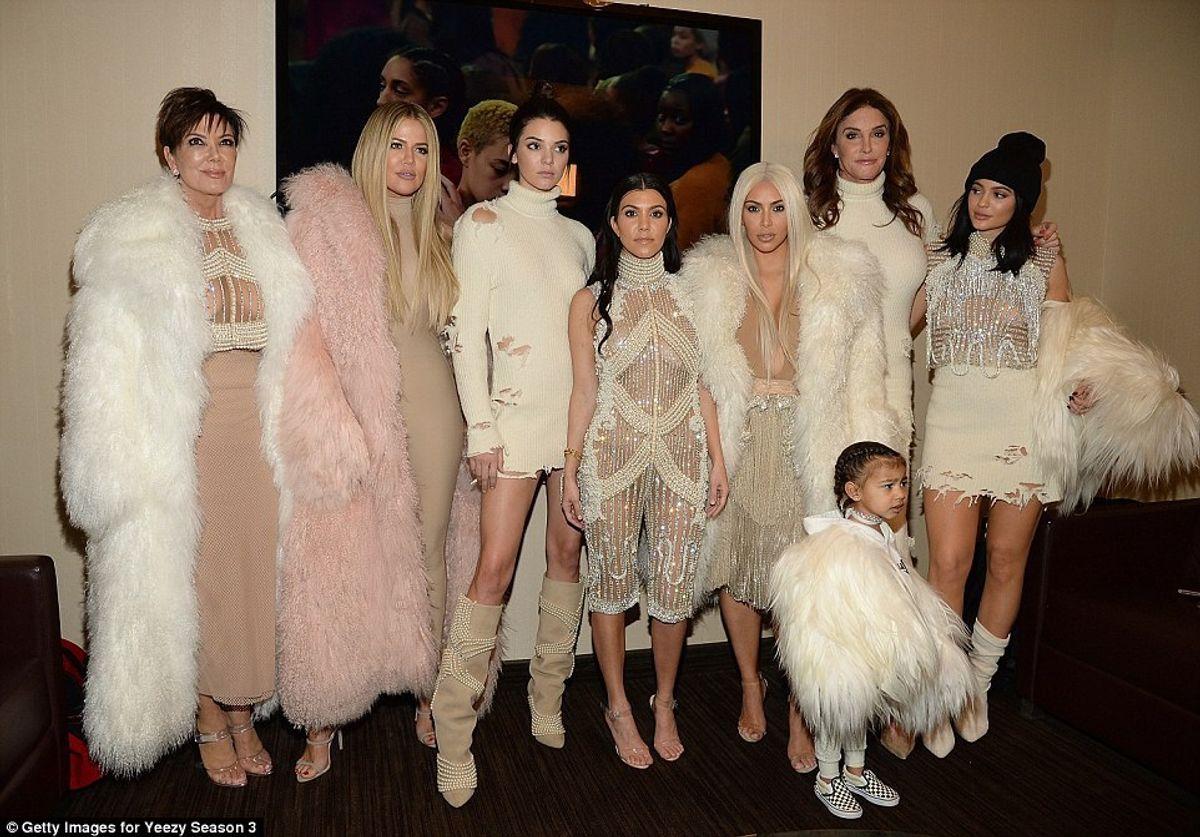 The Kardashian Family Tree