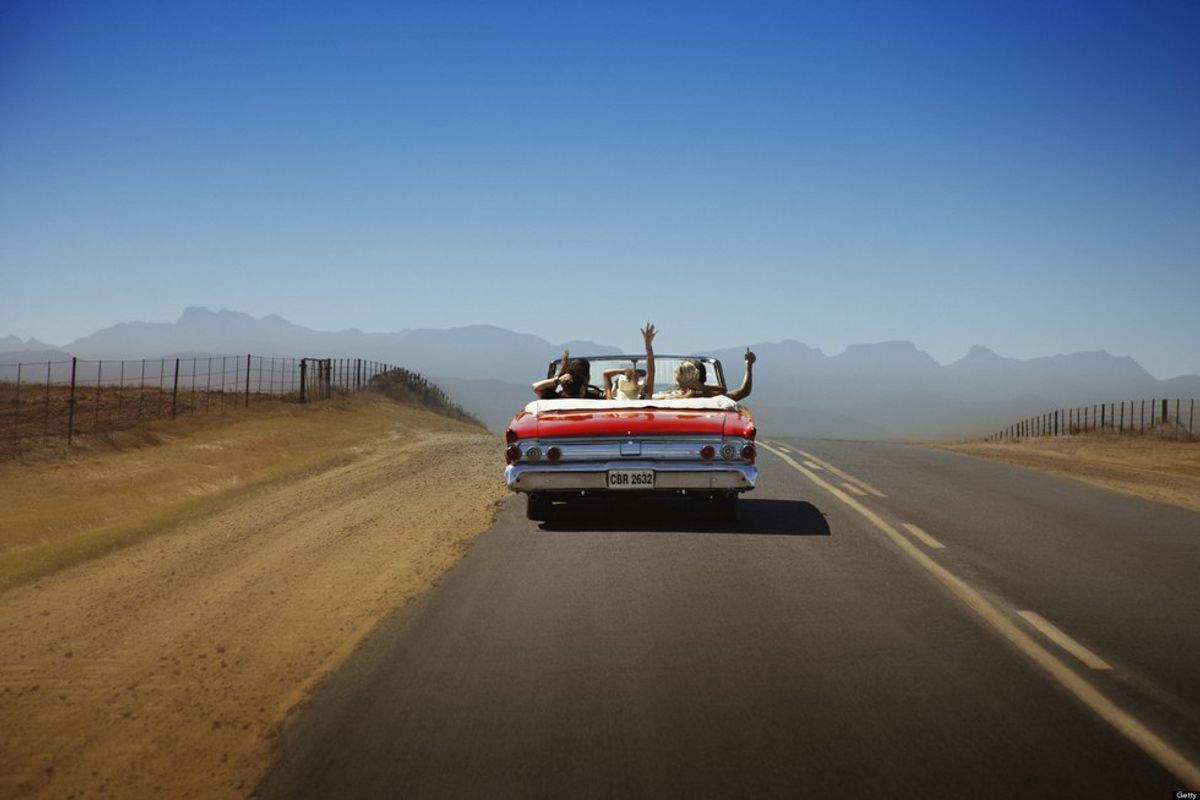 7 Ways To Make Your Road Trip As Awesome As It Can Be