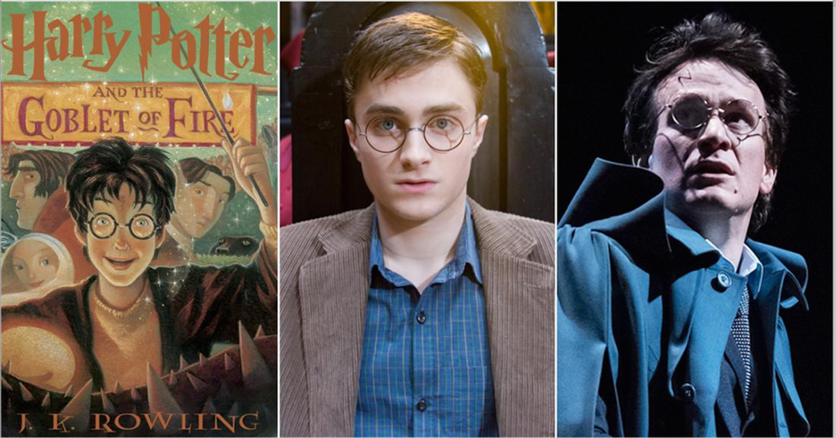 Should J.K. Rowling Stop Writing About Harry Potter?