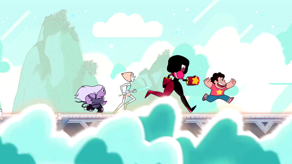 """5 Reasons Why You Should Watch """"Steven Universe"""""""