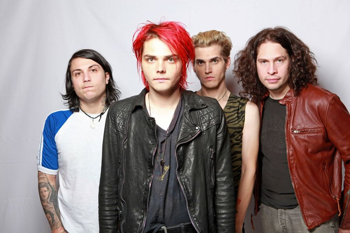 My Top 5 Memories I Associate With My Chemical Romance