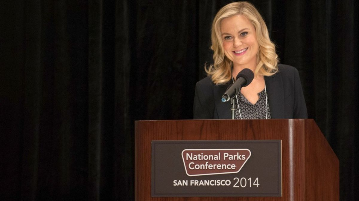 7 Leslie Knope Quotes Every Girl Should Remember