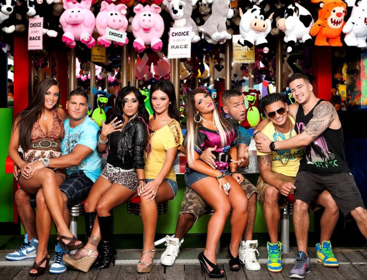 """7 Takeaways From Watching """"Jersey Shore"""" As An Adult"""