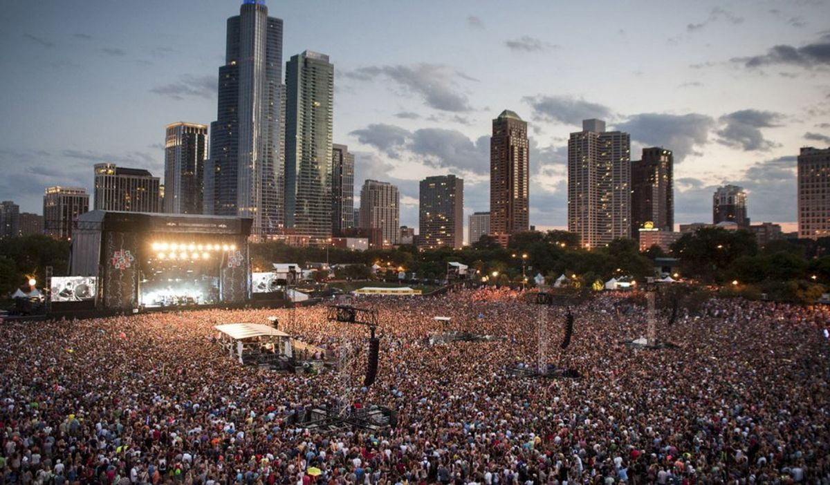 11 Things I Learned From Lollapolloza