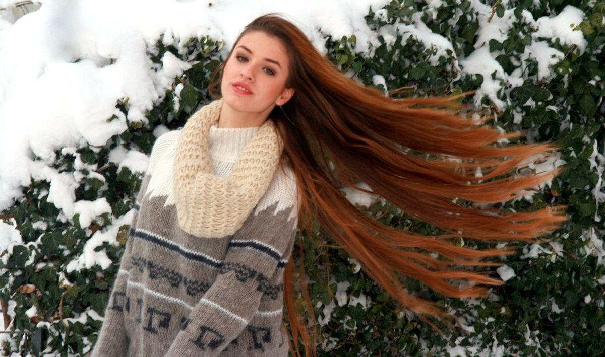6 Of My Biggest Long Hair Struggles