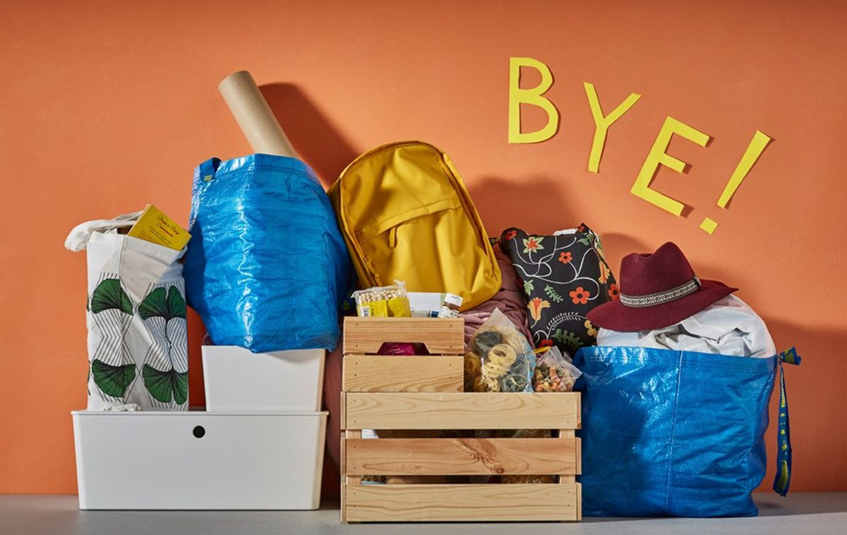Top 8 College Packing Tips
