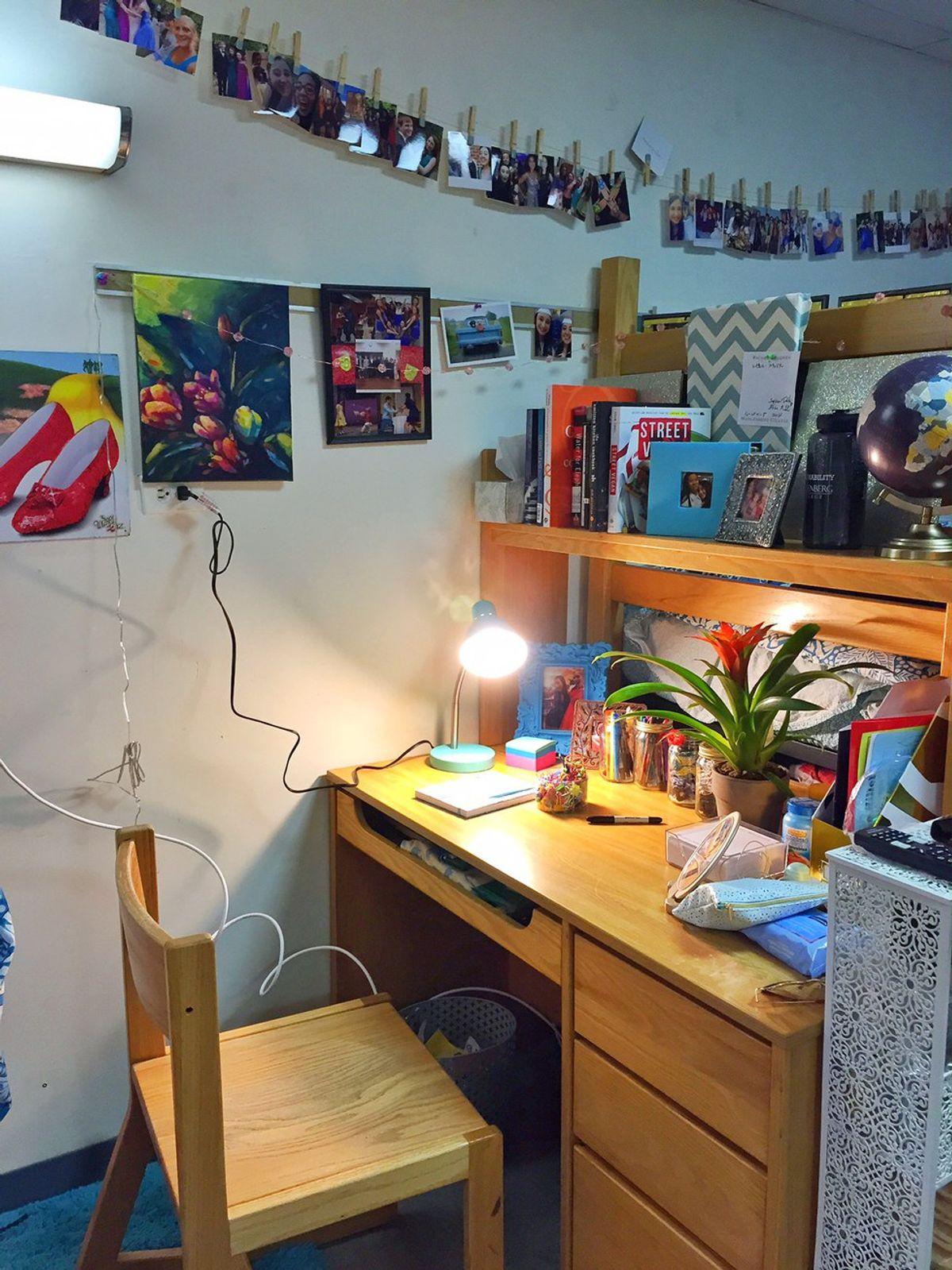The Ultimate College Dorm Guide