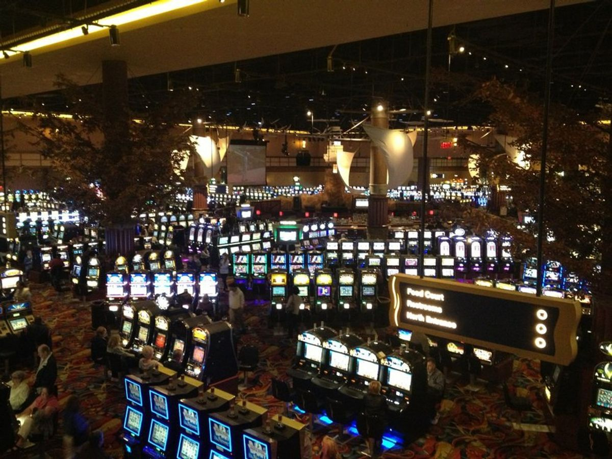 A Look Into The Casino Environment