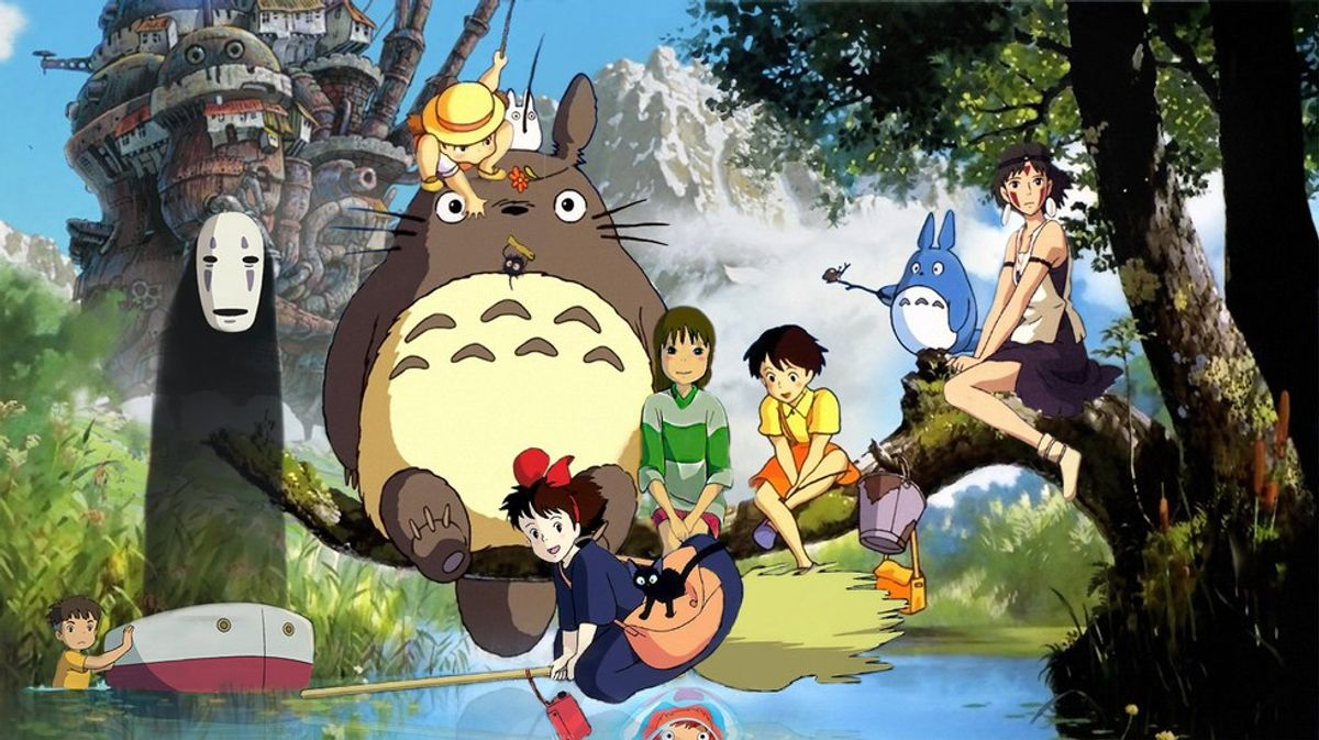 Five Life Lessons We Learned From Studio Ghibli
