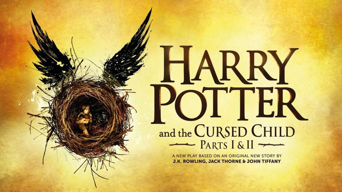 Some Thoughts After Reading 'Harry Potter And The Cursed Child'