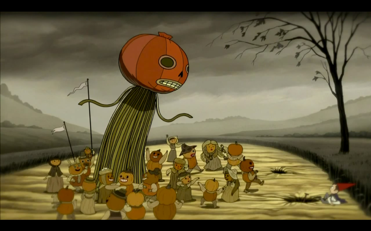 Symbolism Of Death In 'Over The Garden Wall'