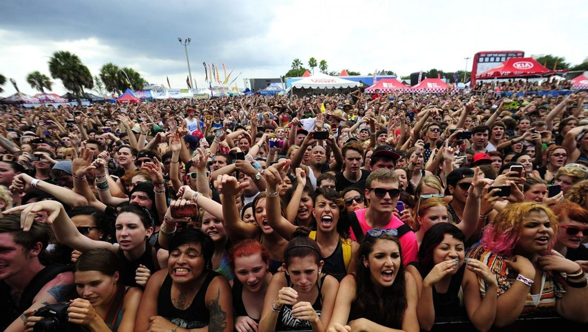 What Warped Tour Taught Me About The Importance Of Self-Care