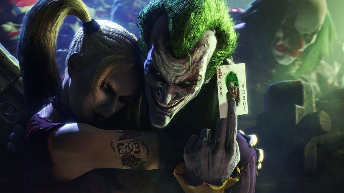 Harley Quinn And Joker Are NOT #Goals