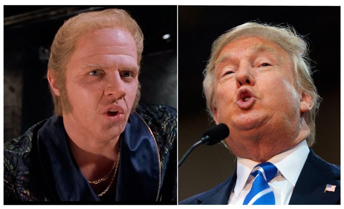 The Similarities Between Biff Tannen And Donald Trump