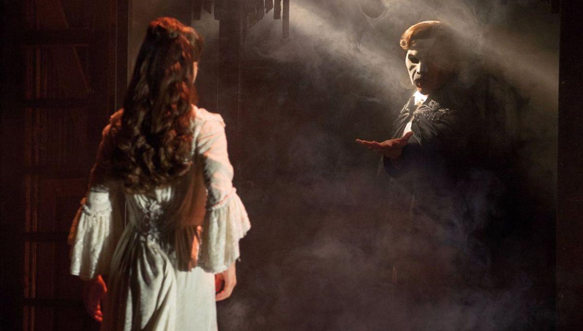 The Phantom of the Opera is Here
