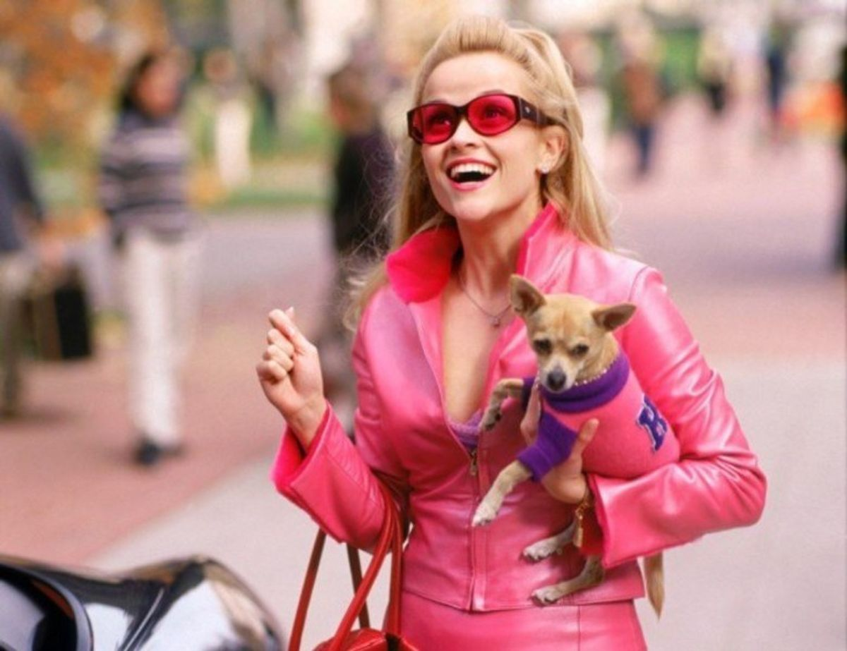Life Lessons Elle Woods Taught Us