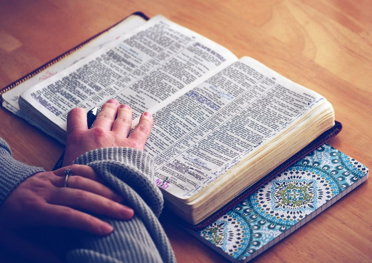 10 Bible Verses For When Life Is Uncertain