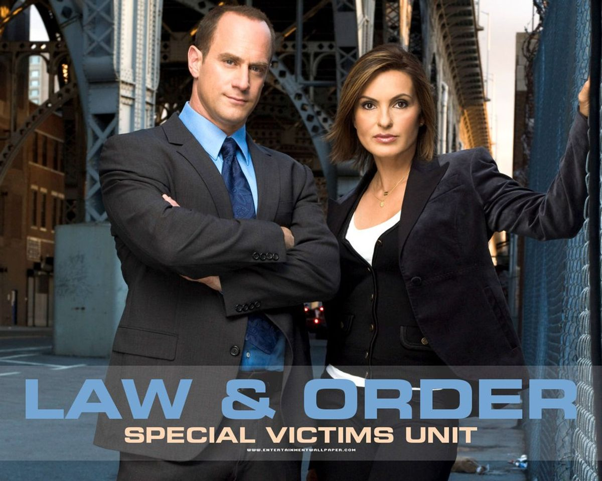 Obsession With Crime Dramas Becoming Someone Else's Reality