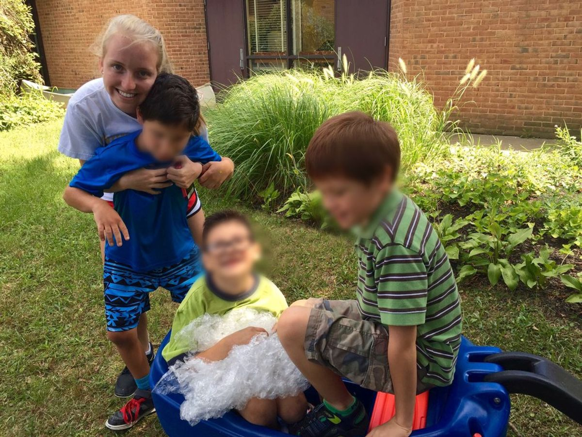 7 Reasons Why Everyone Should Work With Special Needs Kids