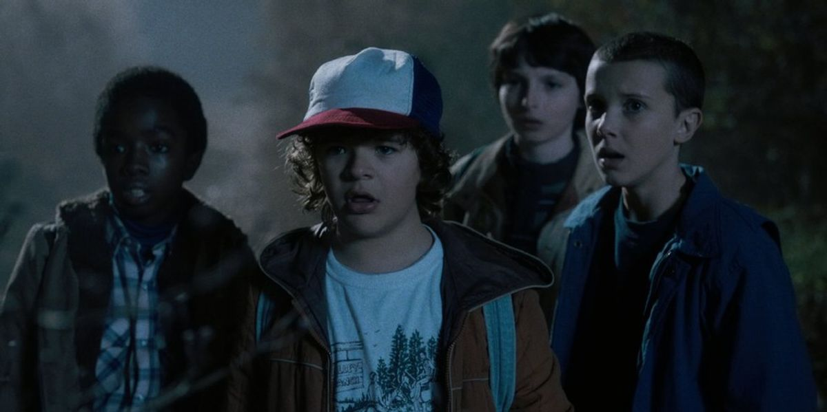 Not So Strangely Enough, You'll Fall In Love With 'Stranger Things'