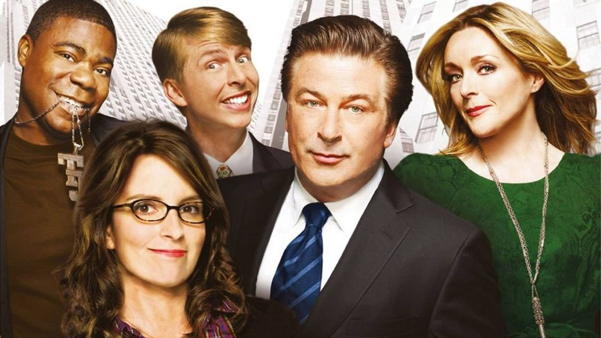 """If The Cast Of """"30 Rock"""" Were Your Sorority Sisters"""