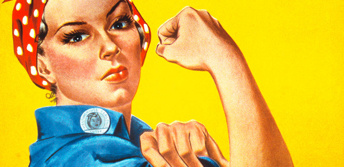 10 Feminist Quotes To Get You Through The Week