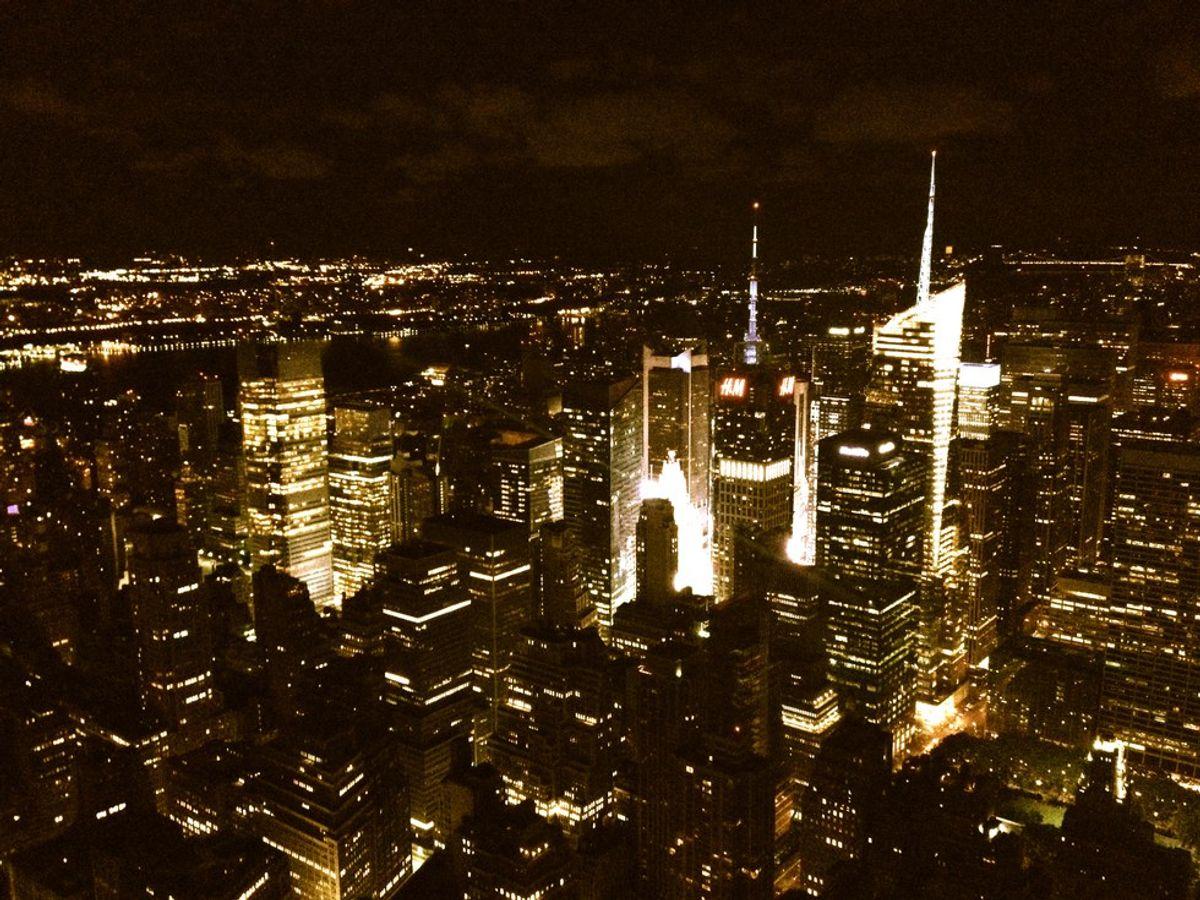 10 Reasons Why I Love New York City