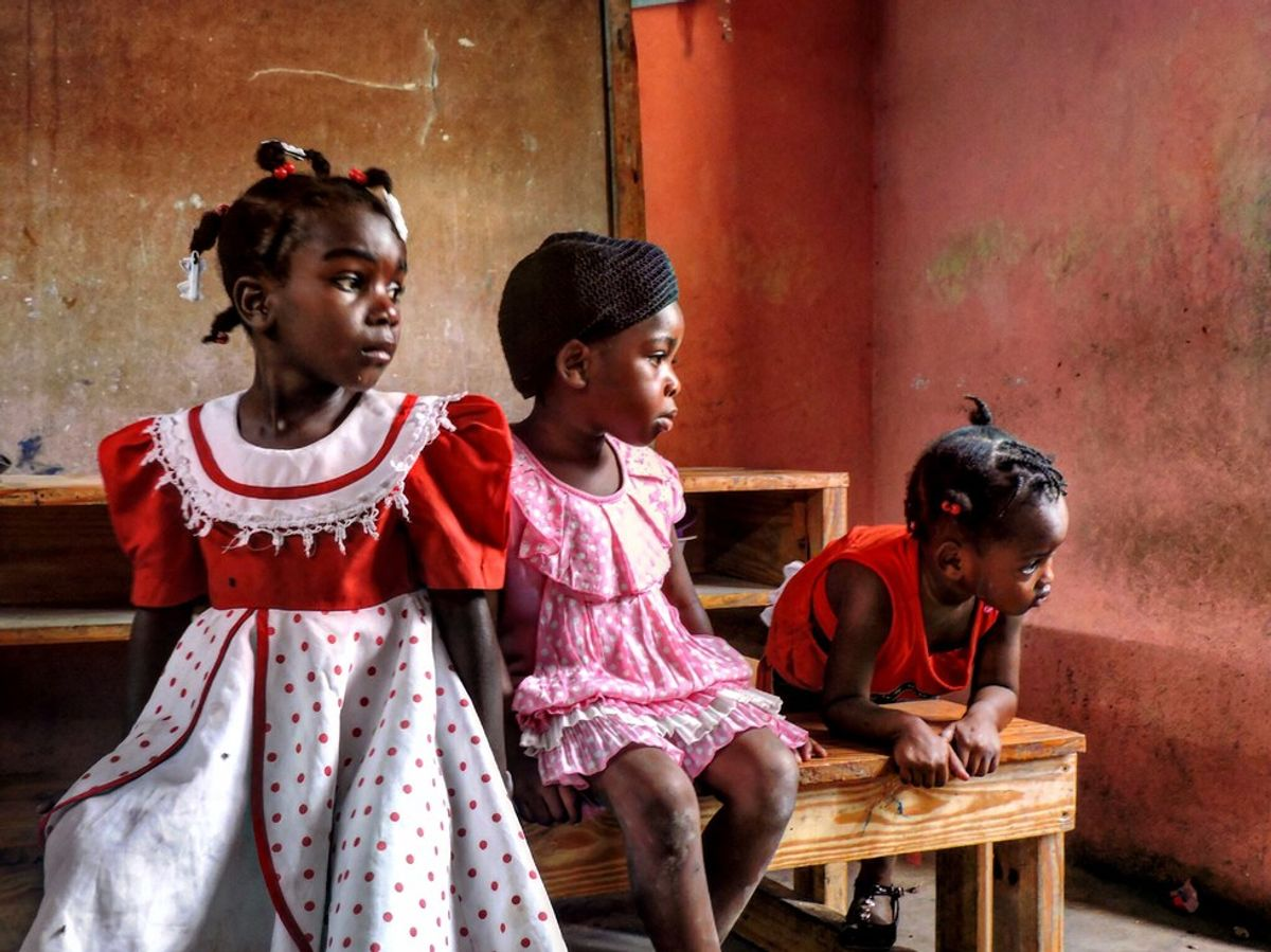 A Photo Essay of Thoman, Haiti