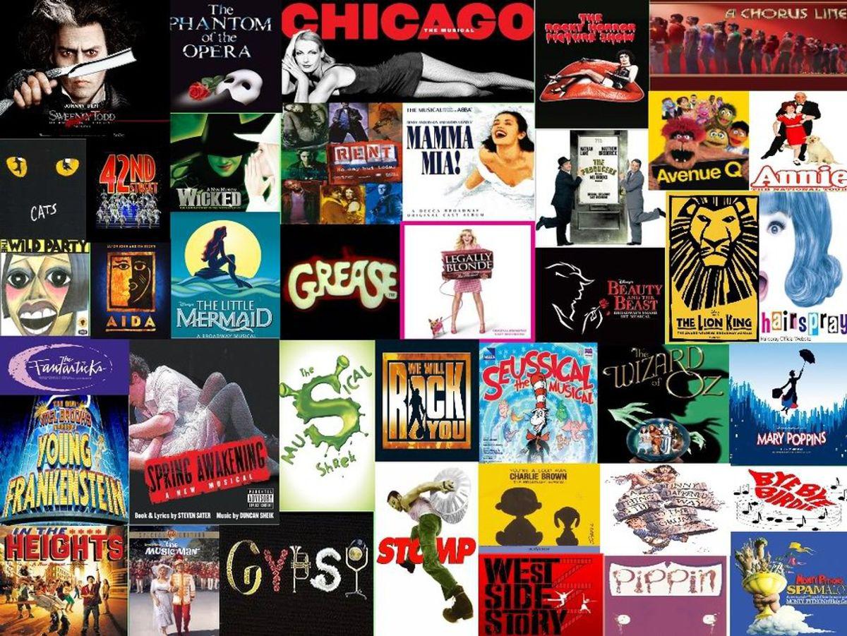 musical theatre news date news gossip