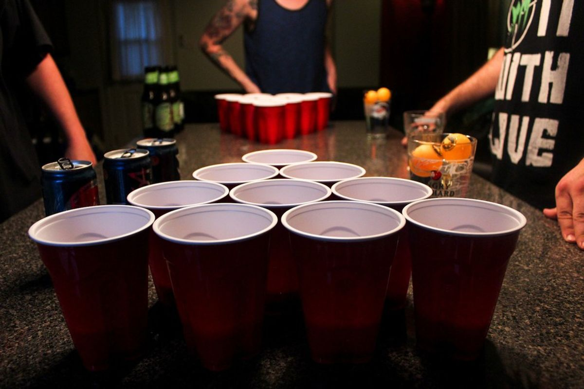 A Quick Guide To Mastering Beer Pong