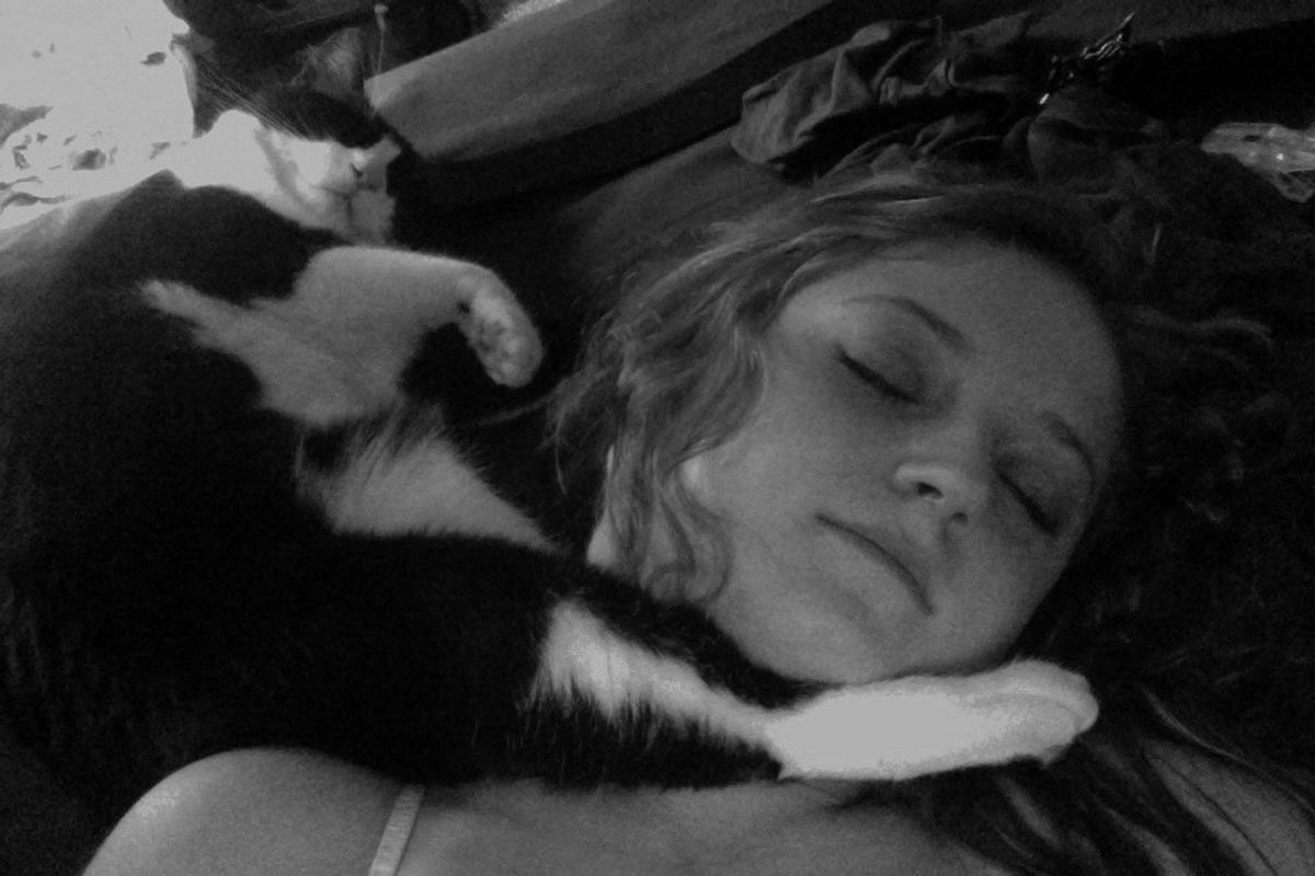 How My Cat Saved My Life