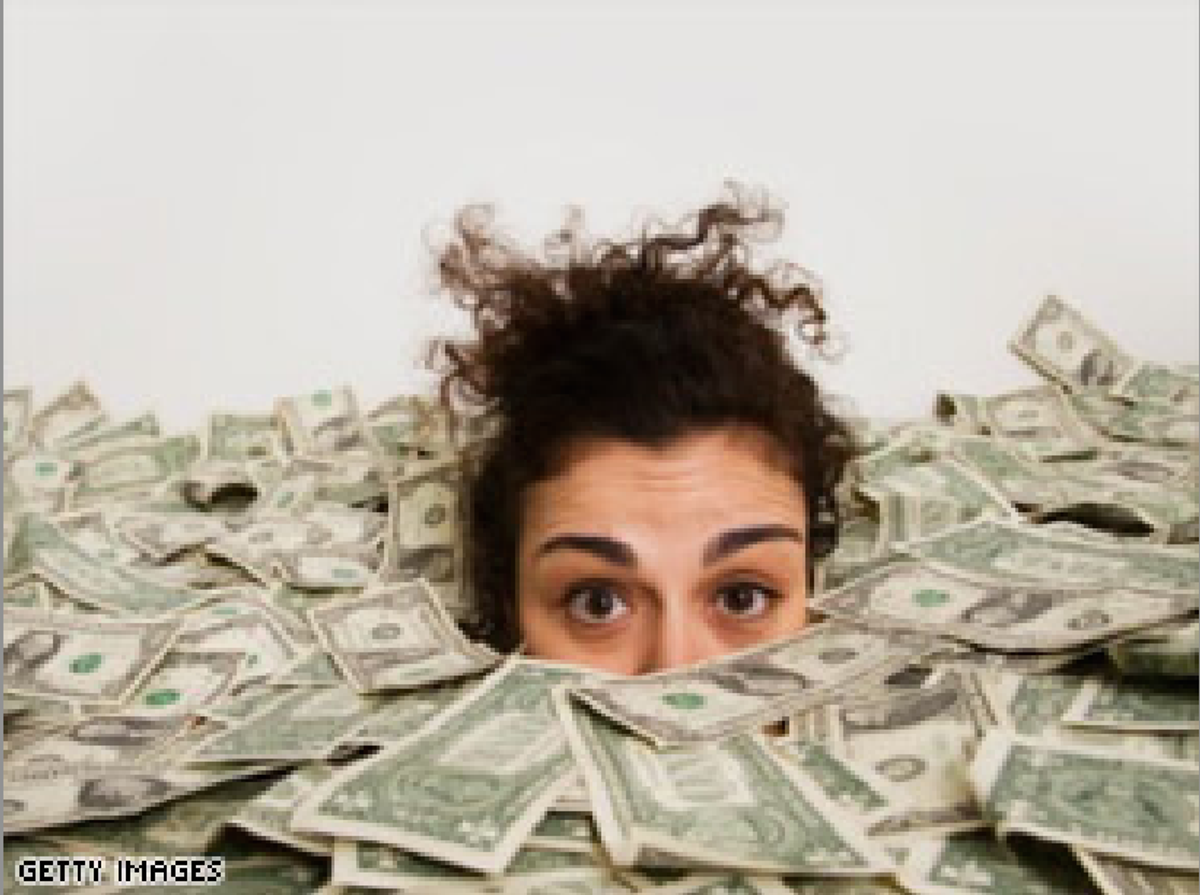 Stop Worrying About Finances
