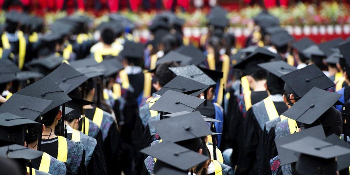 A Graduation Speech For College Graduates