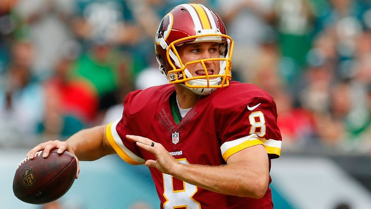 So Who, Exactly, Is Kirk Cousins?