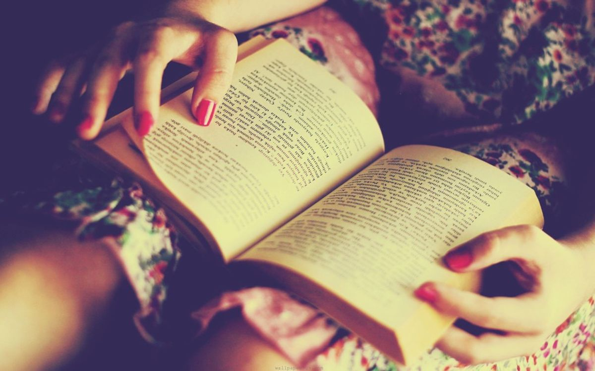 A Open Letter To The Avid Reader