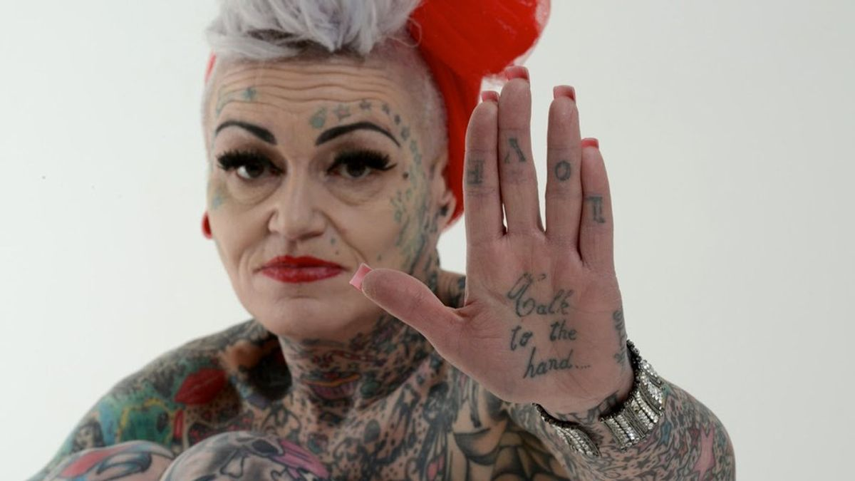 Why Are Tattoos Still Considered Taboo?