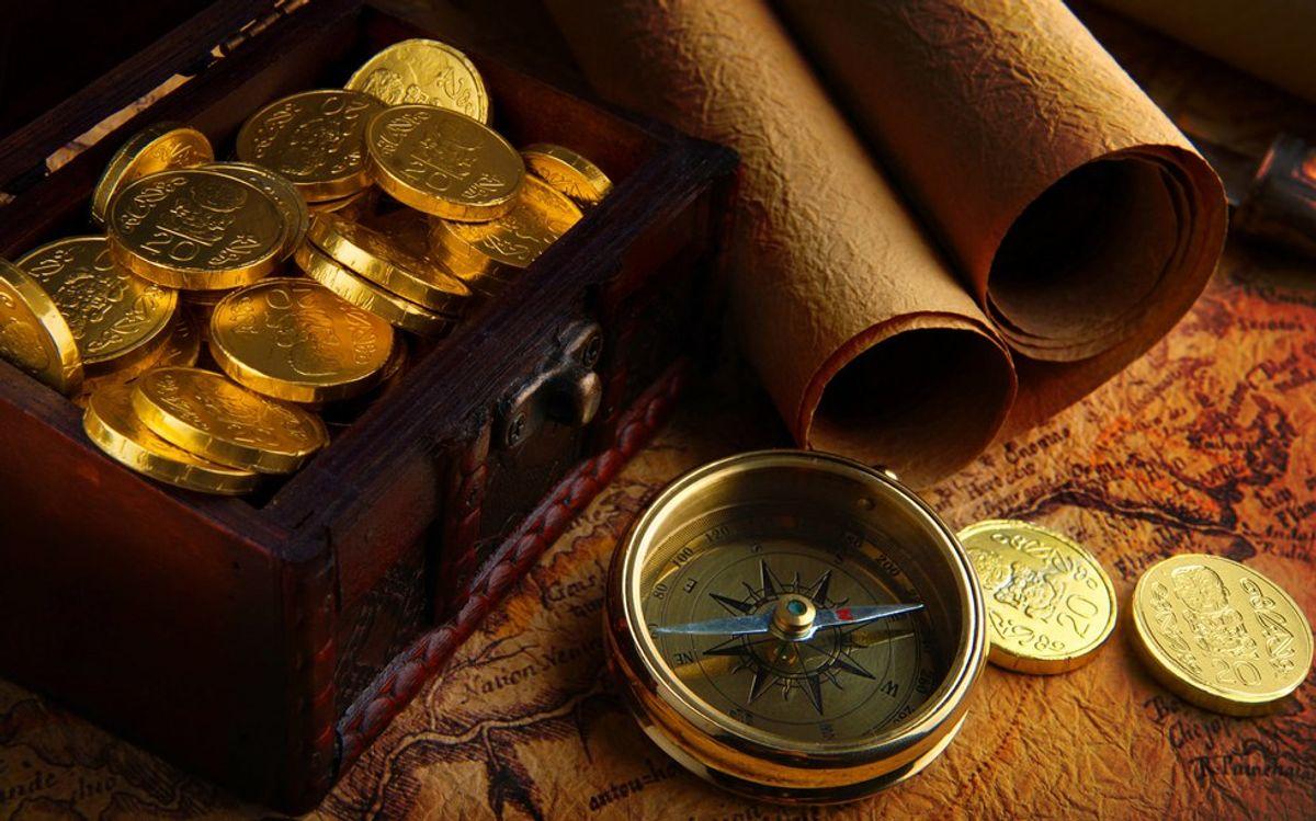 Top Five Hidden Treasures