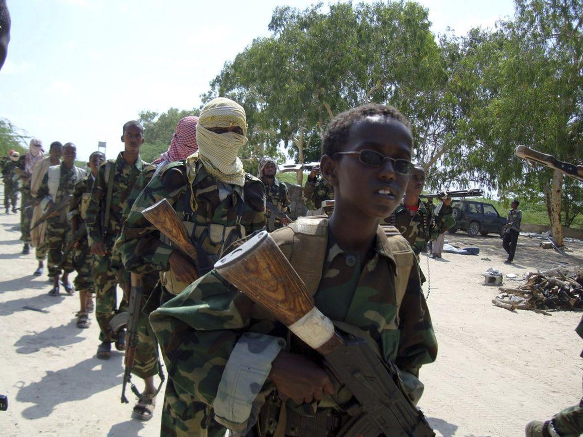 A Break Down Of  Understandingg Al-Shabaab's Influence in Somalia