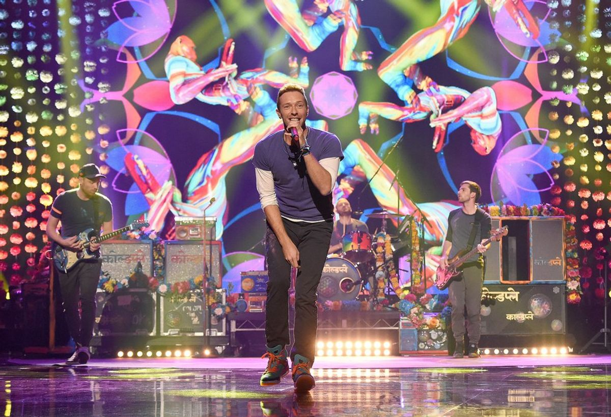 6 Reasons Why The Coldplay Concert Is The Best One You'll See This Summer