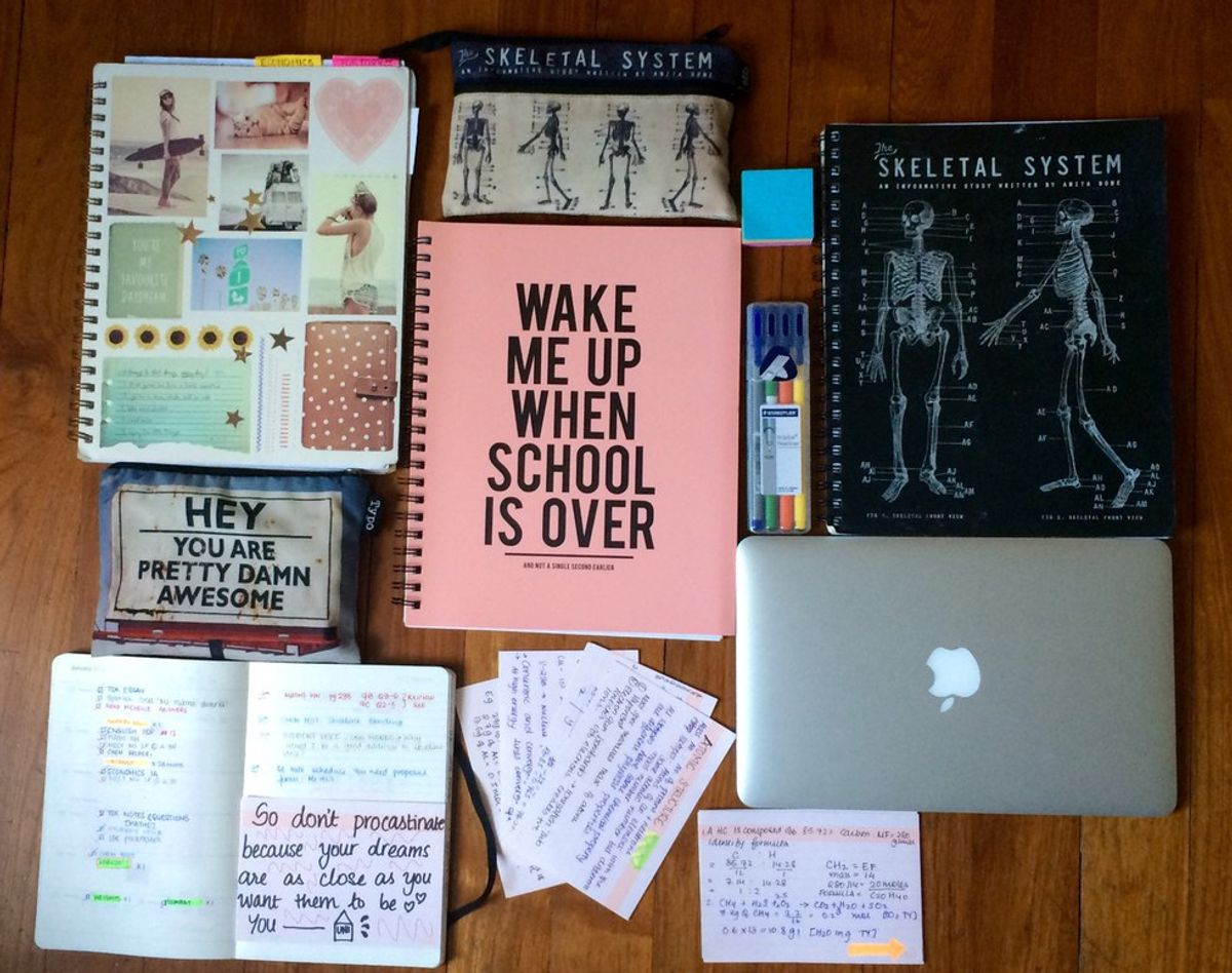 The School Supplies You Actually Need For College