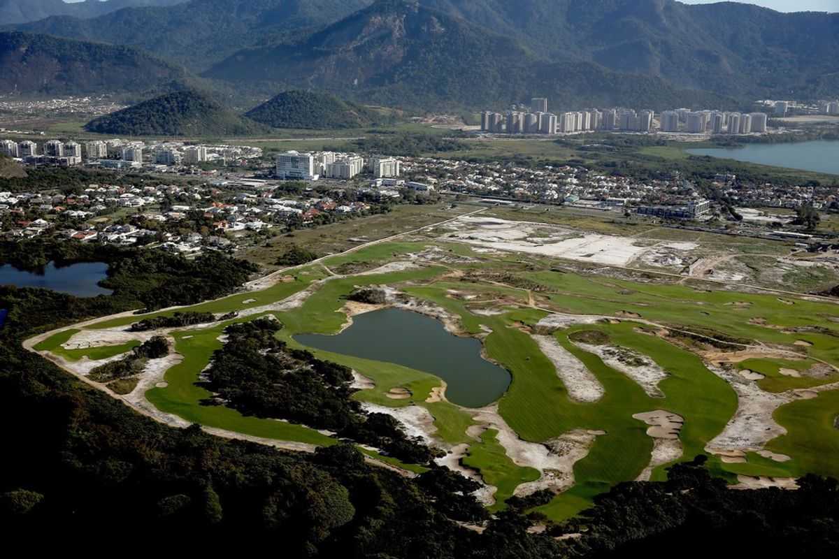 Could the U.S. Women Take Gold in Olympic Golf?